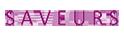 Saveurs logo